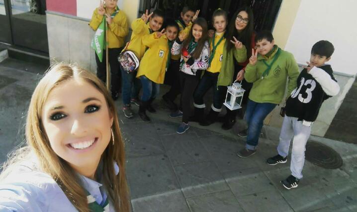 Grupo - Luz de la Paz de Belén Atarfe 14 - 15-16