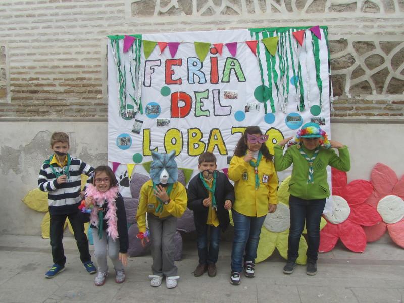 Lobatos - Feria del lobato 36 - 15-16