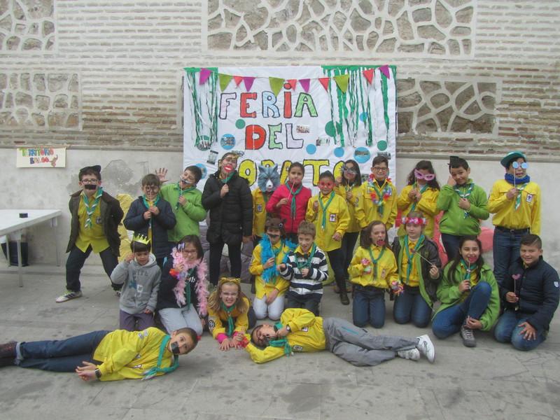 Lobatos - Feria del lobato 38 - 15-16