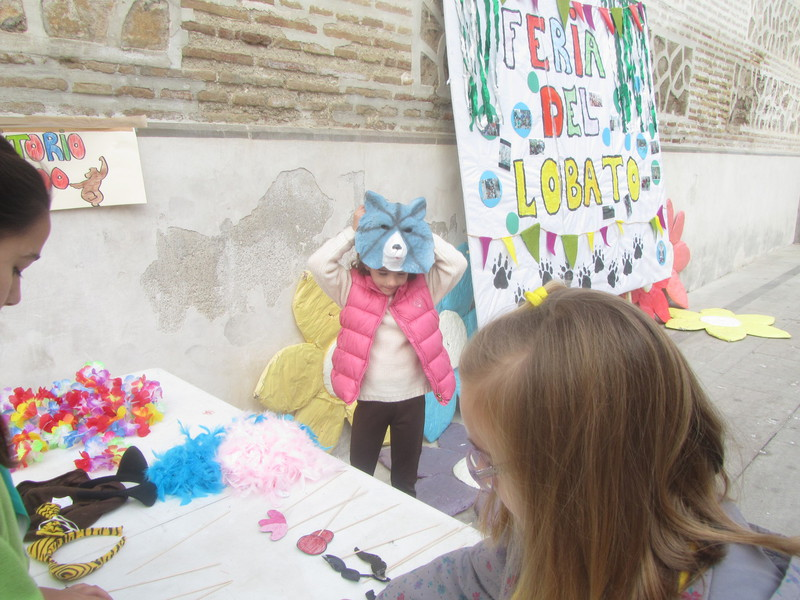Lobatos - Feria del lobato 6 - 15-16