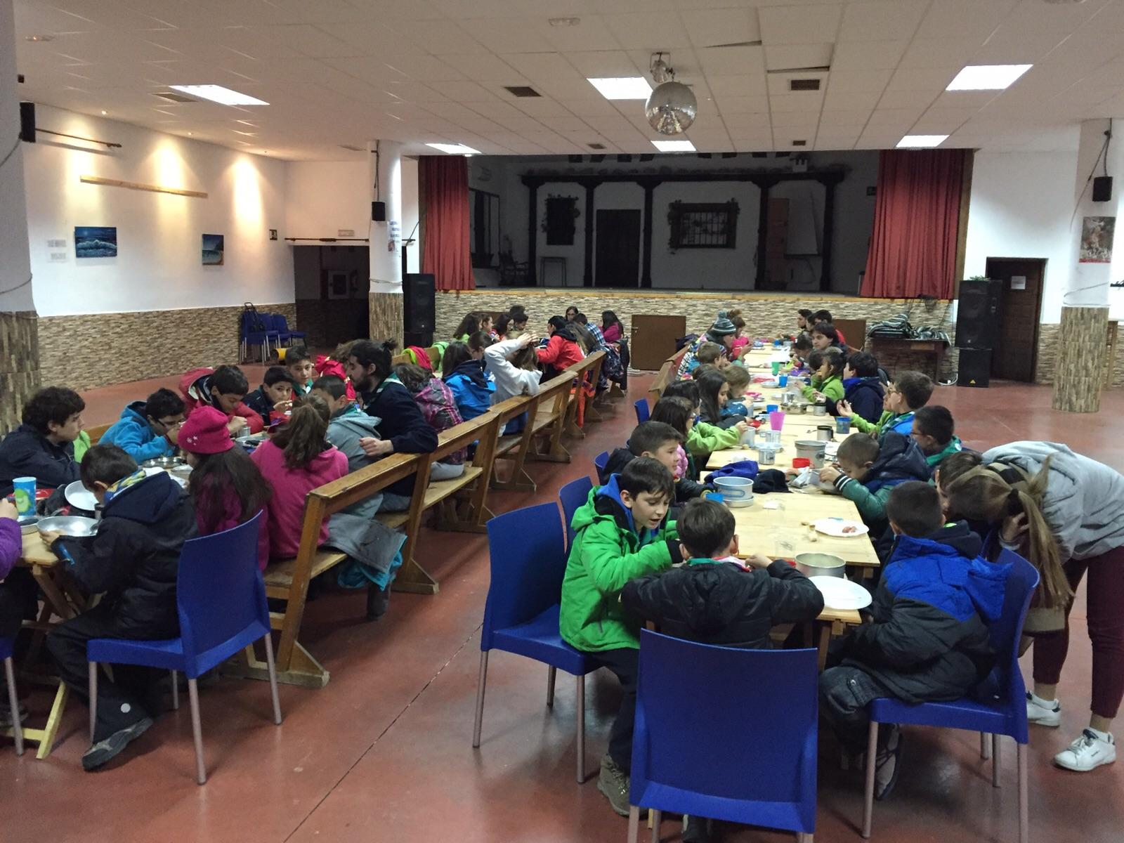 15-16 - Grupo - Campamento de Navidad - 147
