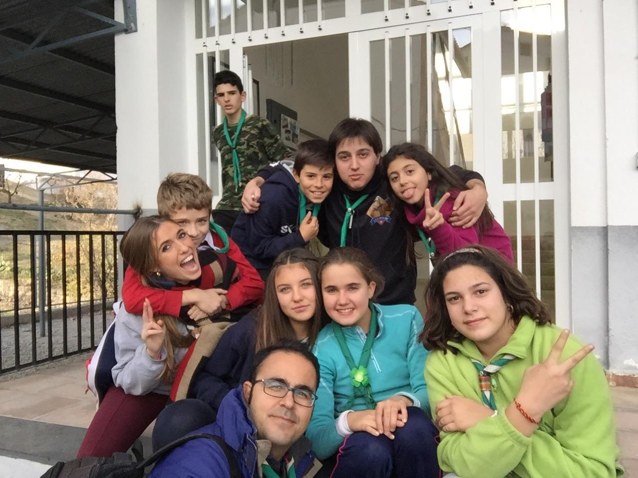 15-16 - Grupo - Campamento de Navidad - 158