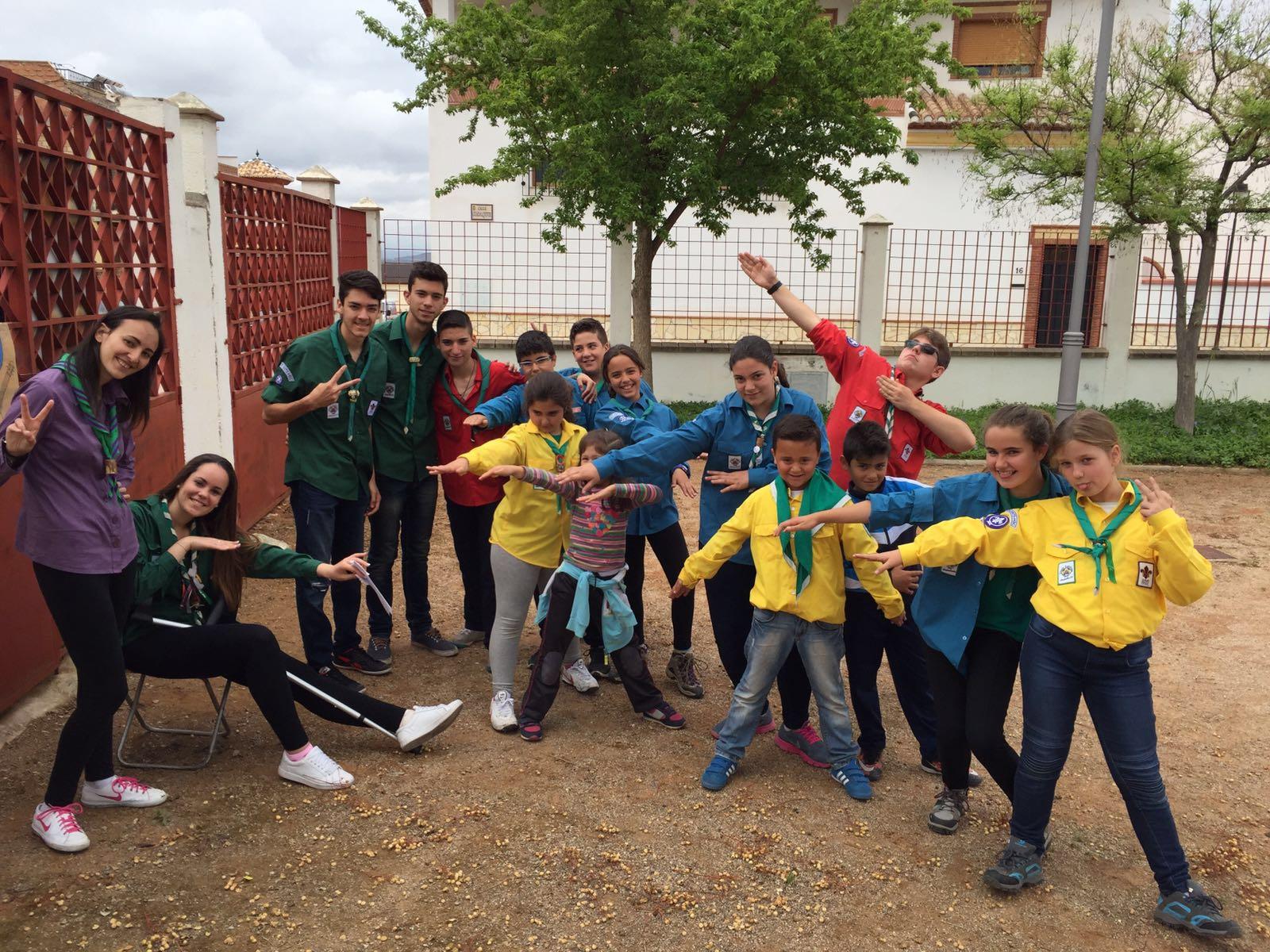 Grupo - Gójar 12 - 15-16