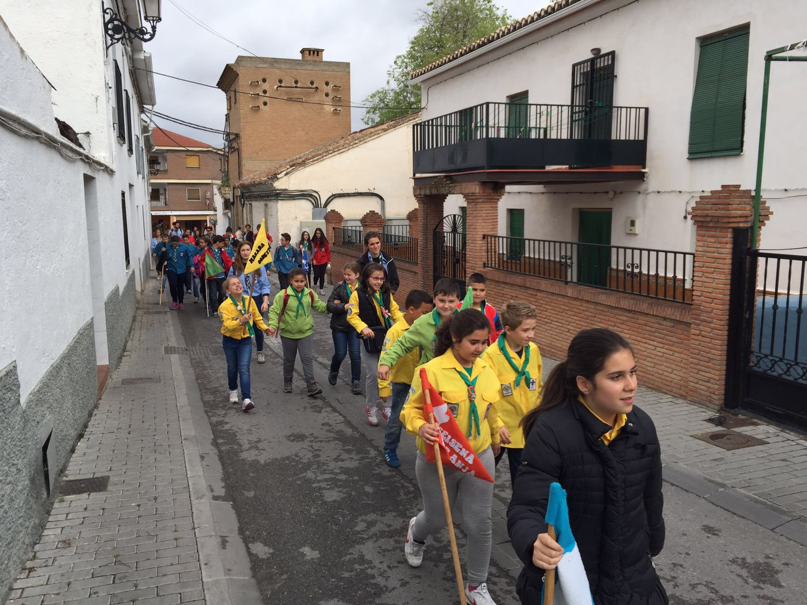 Grupo - Gójar 15 - 15-16