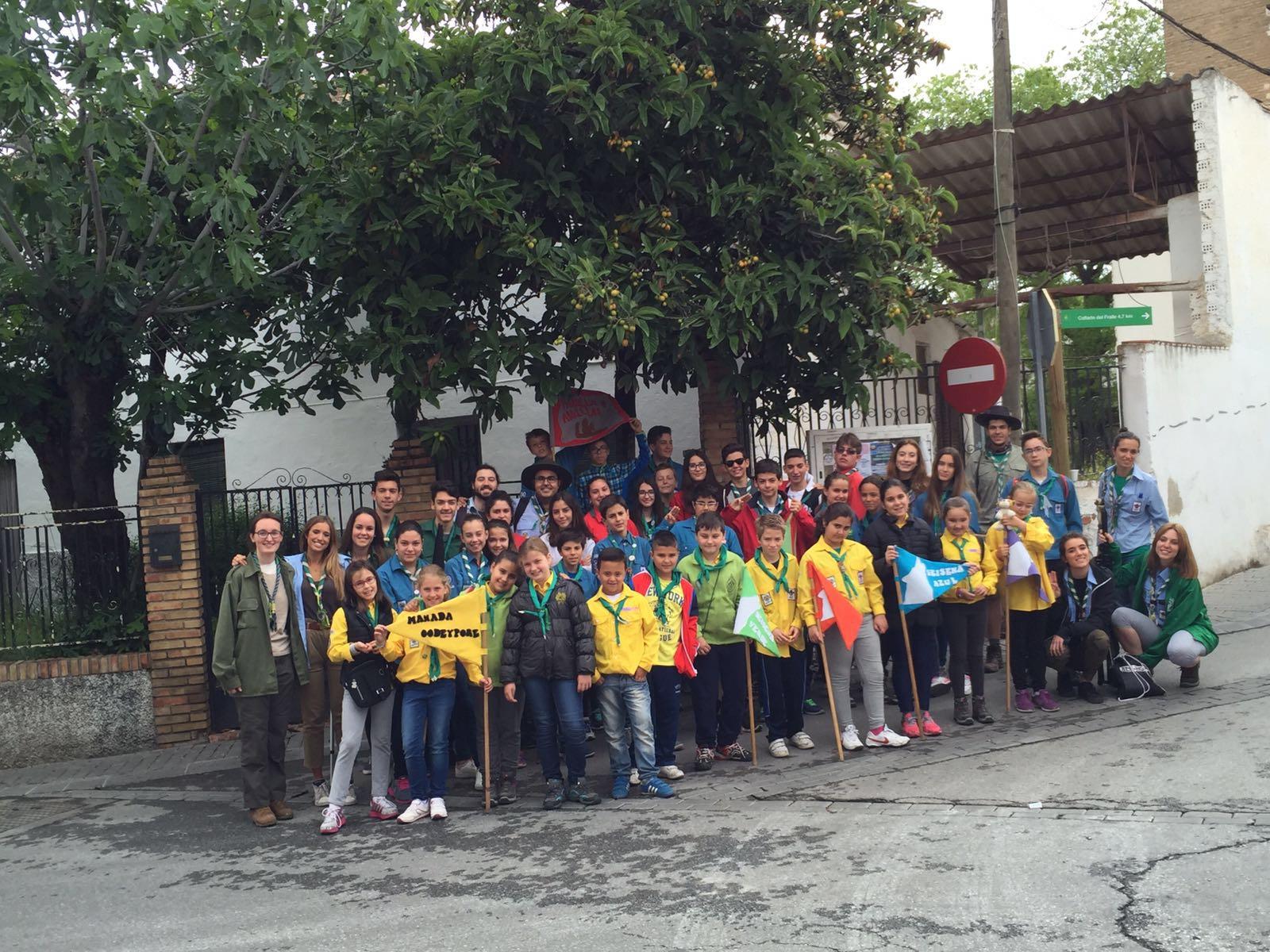 Grupo - Gójar 16 - 15-16