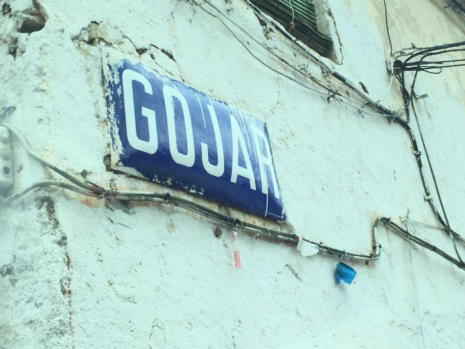 Grupo - Gójar 18 - 15-16
