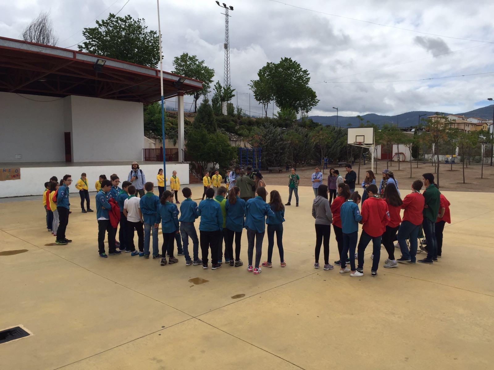 Grupo - Gójar 2 - 15-16