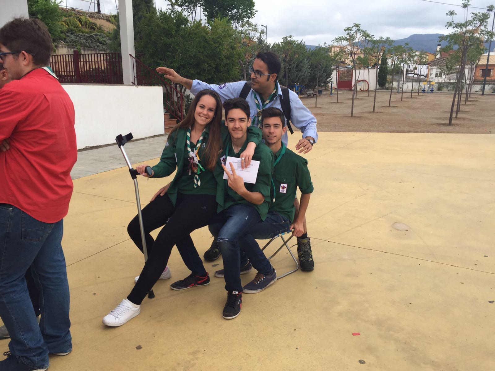 Grupo - Gójar 21 - 15-16