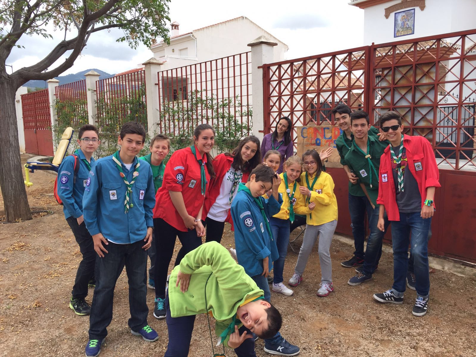 Grupo - Gójar 26 - 15-16