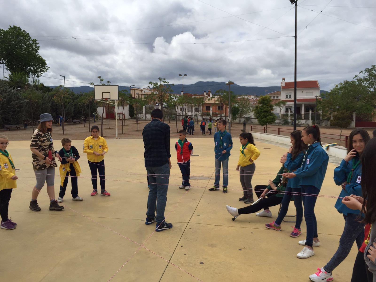 Grupo - Gójar 31 - 15-16