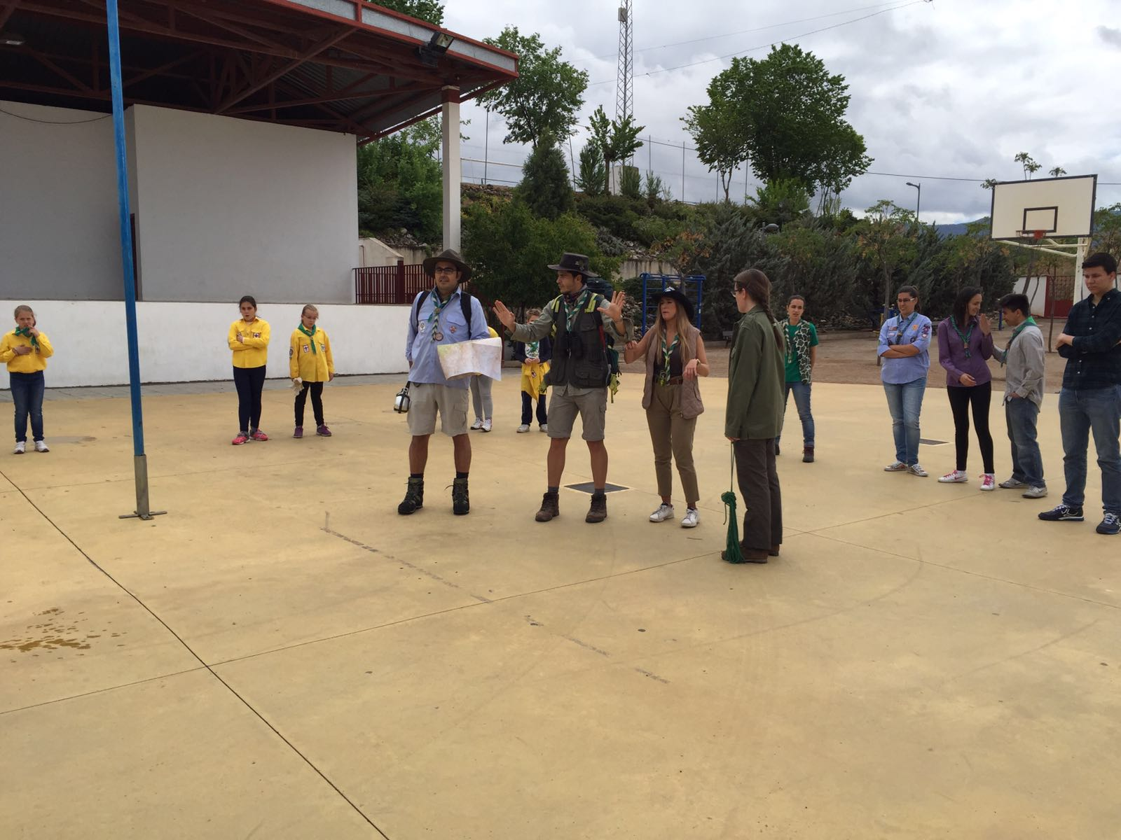 Grupo - Gójar 4 - 15-16