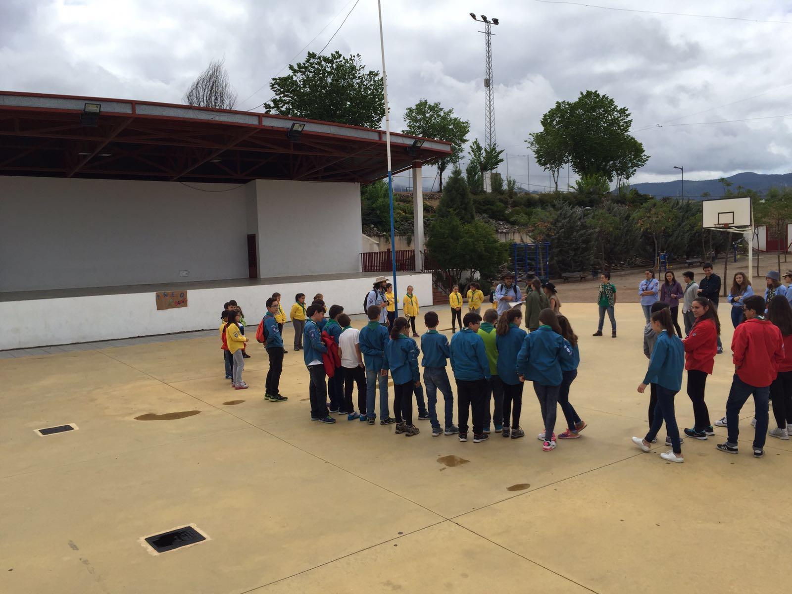 Grupo - Gójar 5 - 15-16
