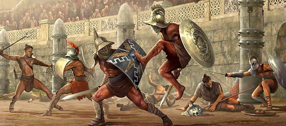 Vestimenta Gladiadores