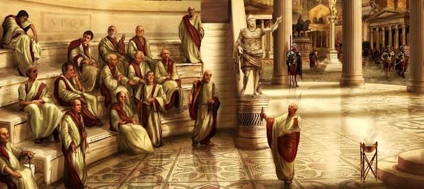 Vestimenta Senado