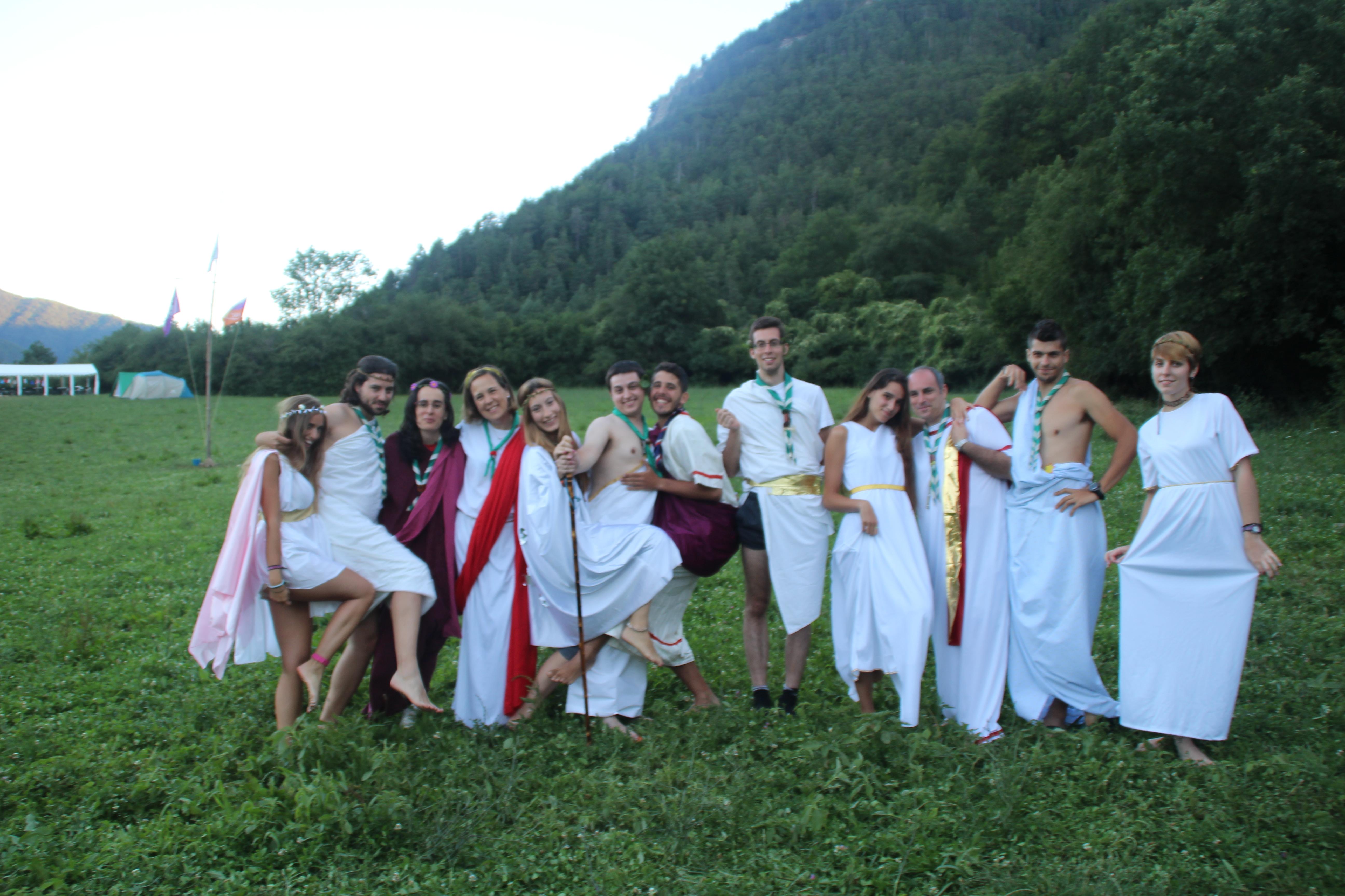 15-16 - Grupo - Campamento de verano - P12