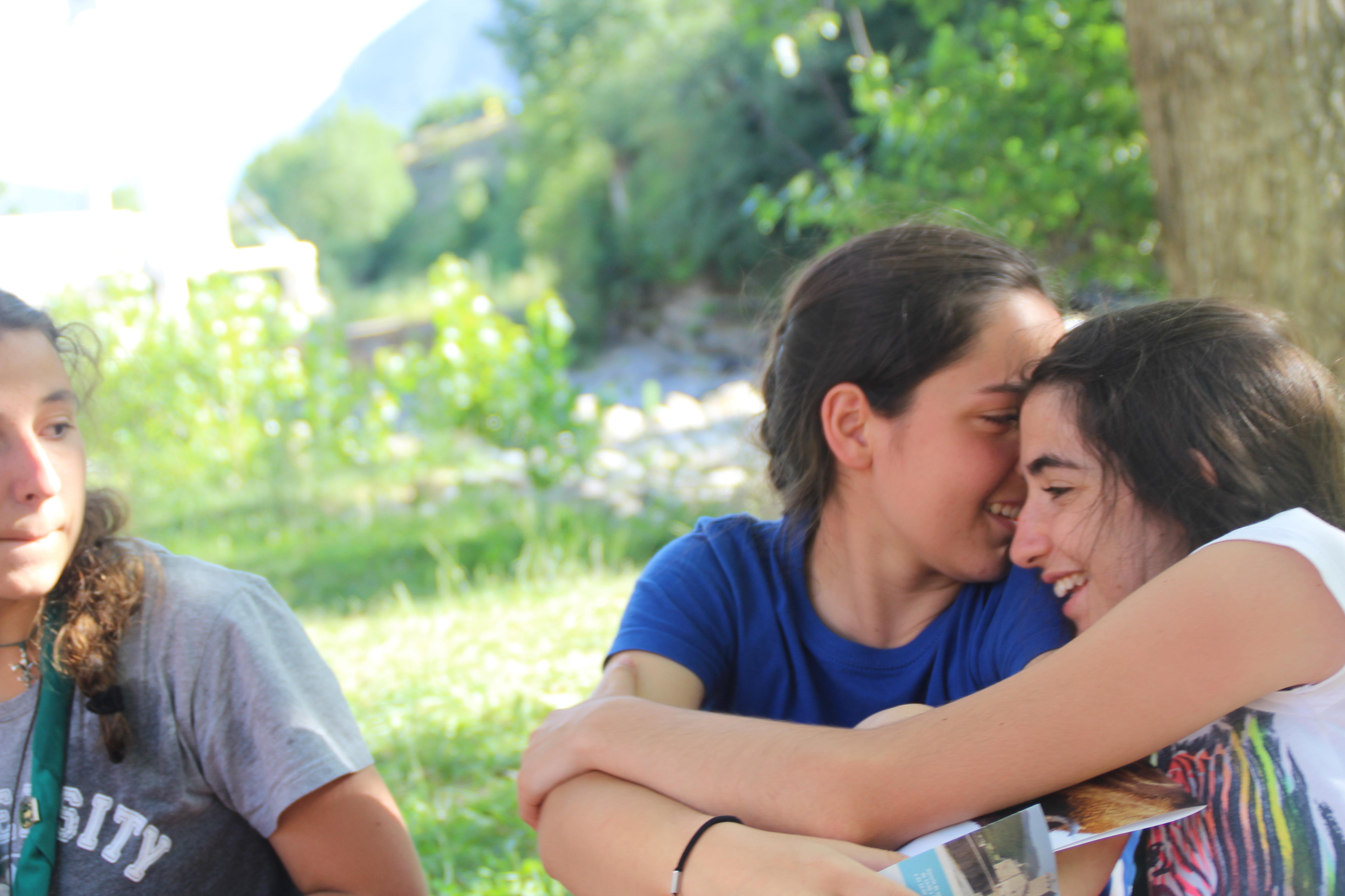 15-16 - Grupo - Campamento de verano - P132