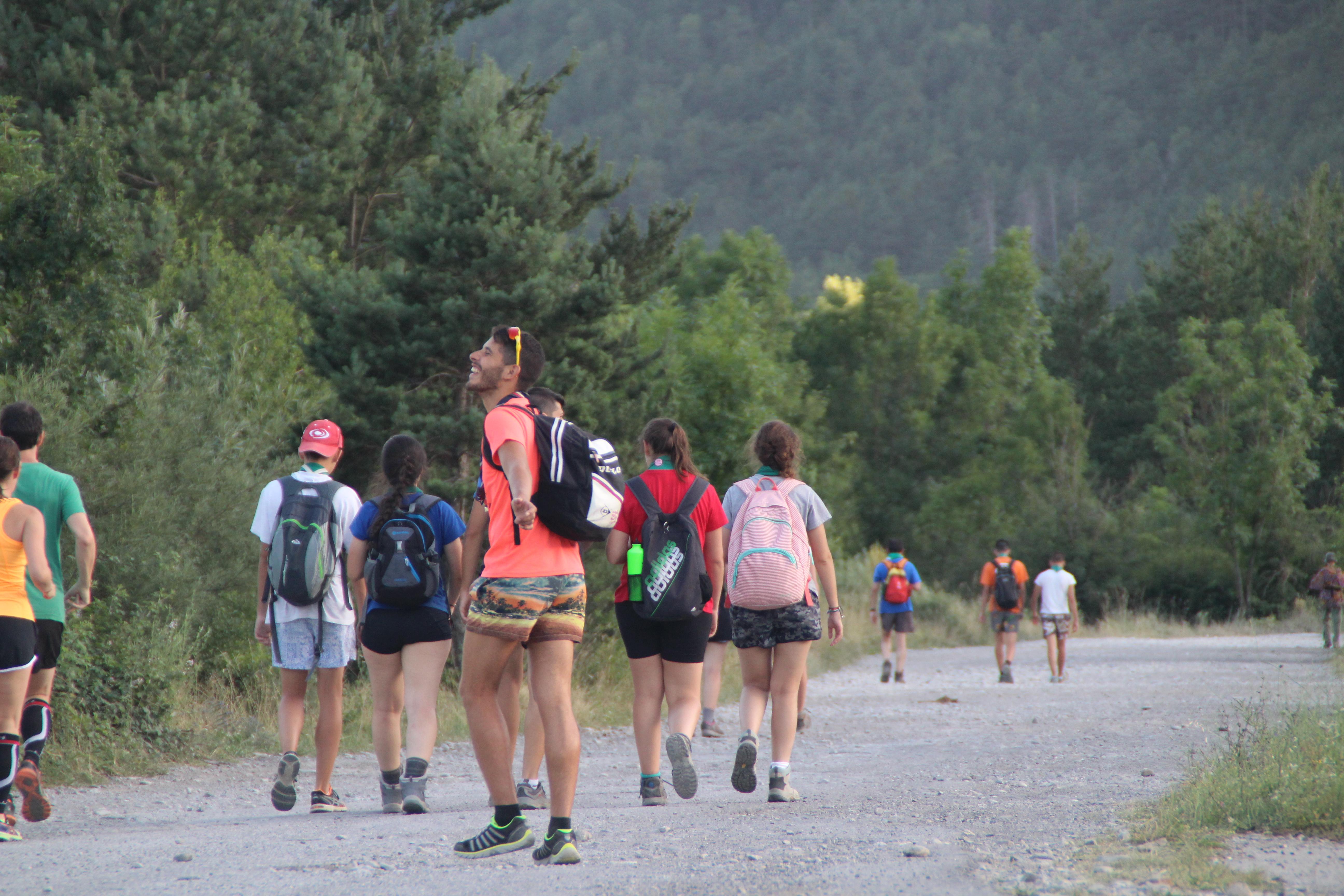 15-16 - Grupo - Campamento de verano - P145