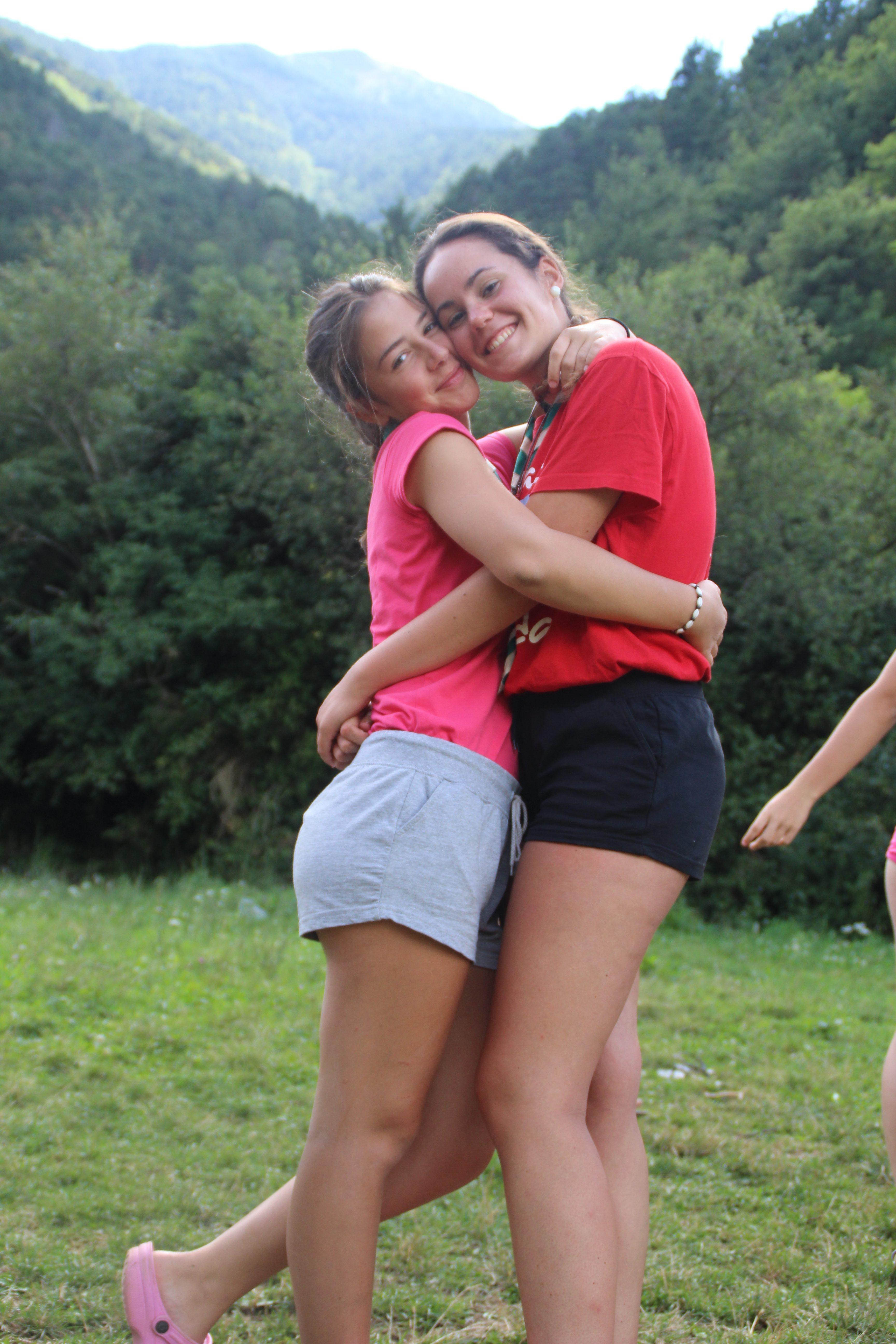15-16 - Grupo - Campamento de verano - P186