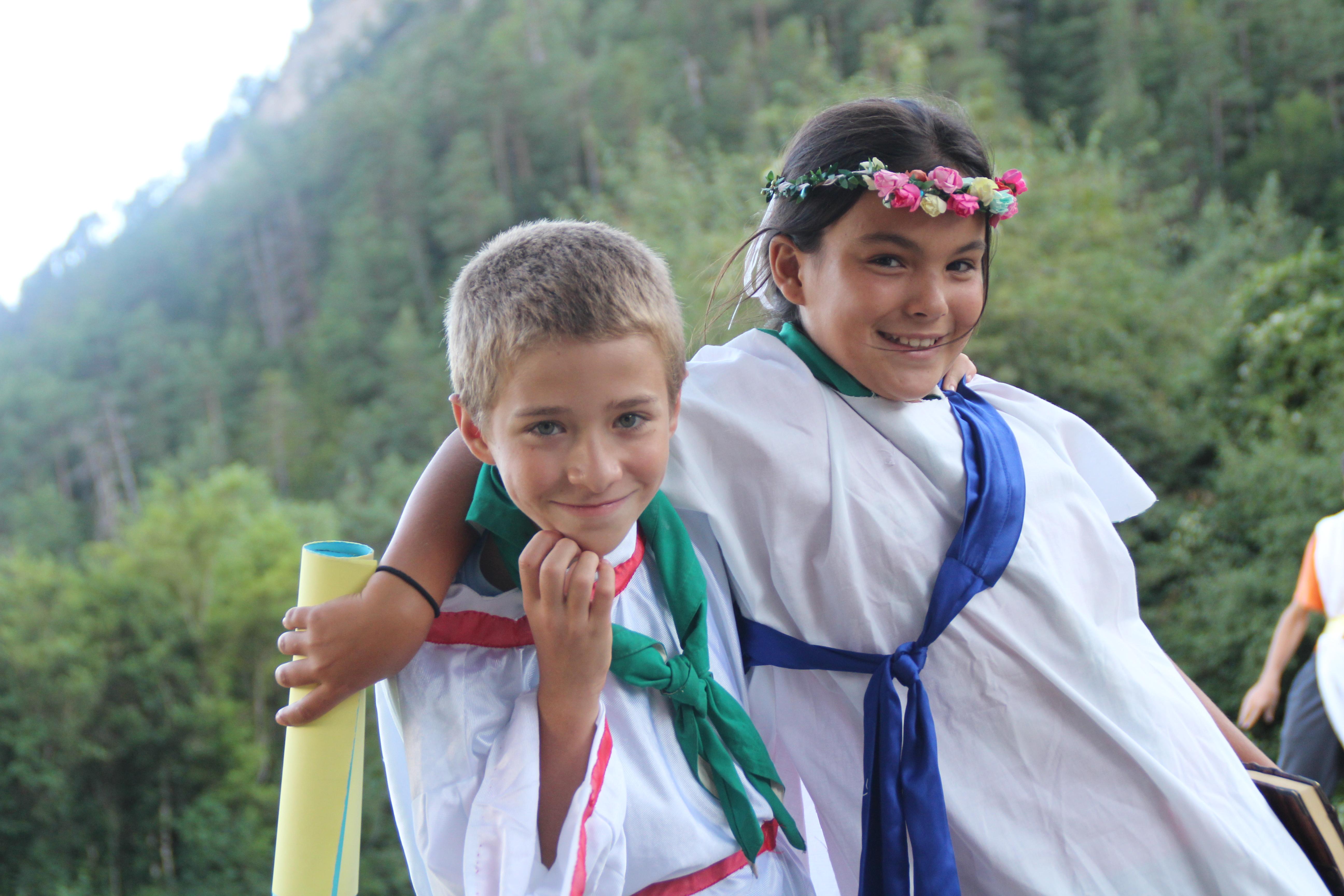 15-16 - Grupo - Campamento de verano - P265