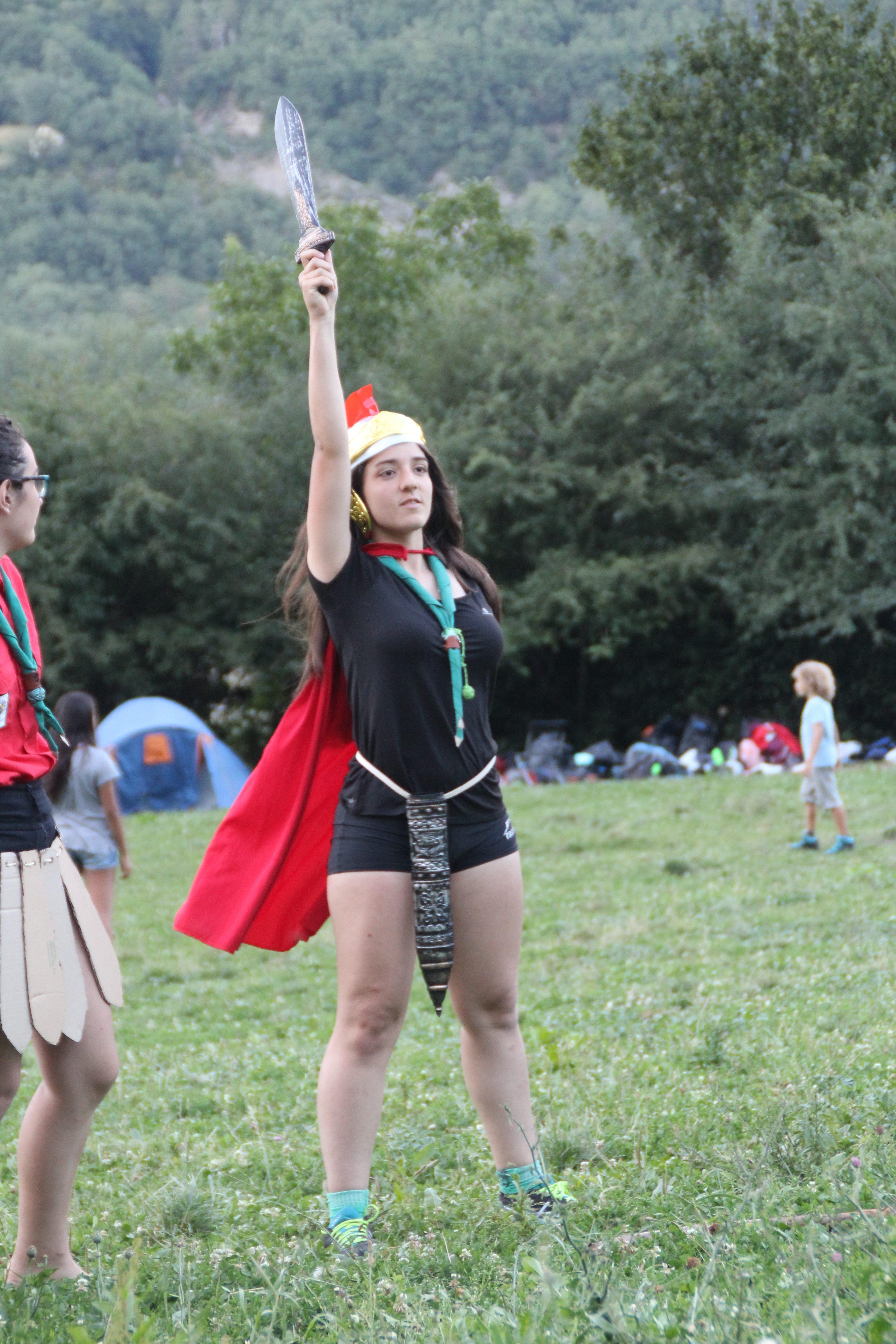 15-16 - Grupo - Campamento de verano - P276