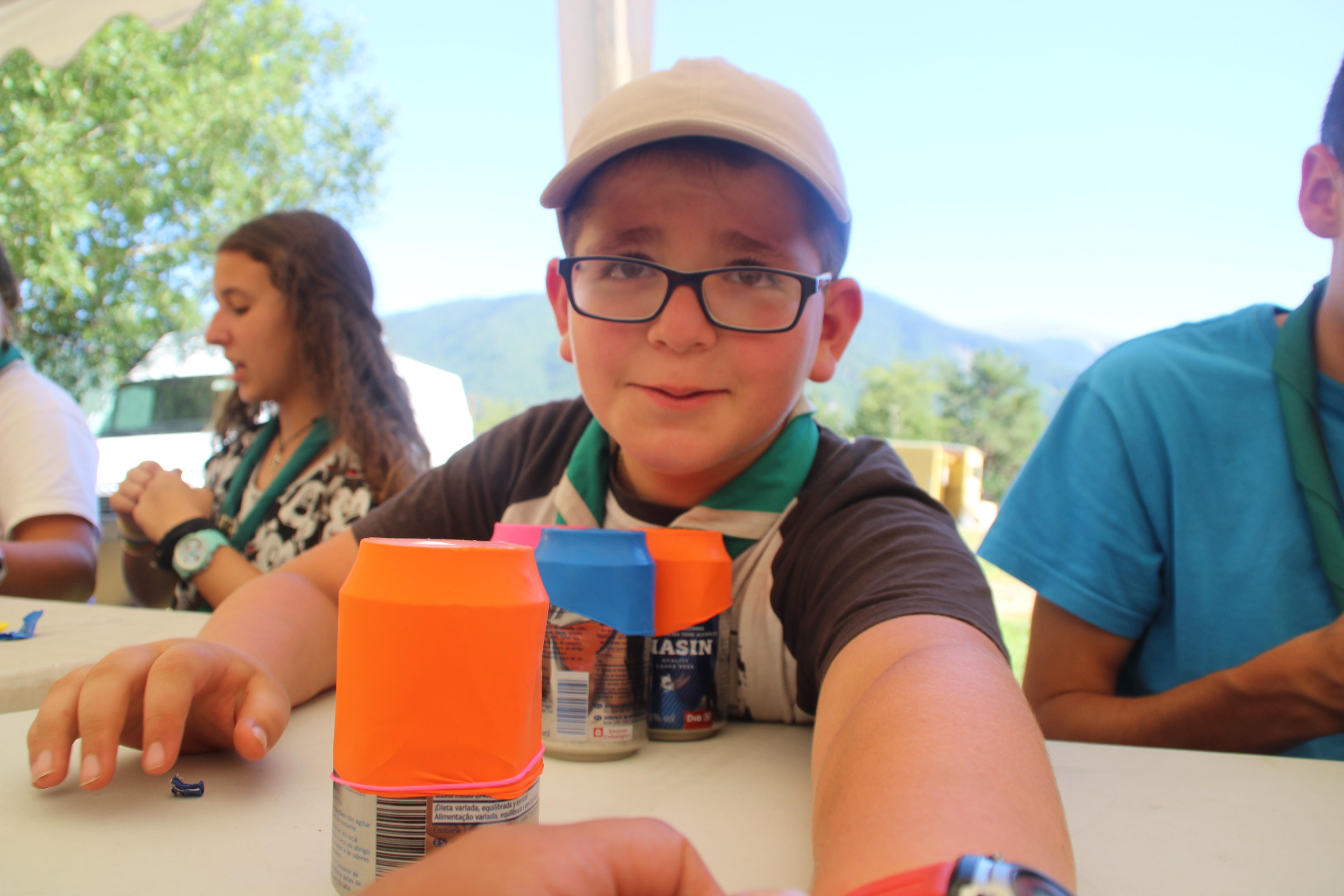 15-16 - Grupo - Campamento de verano - P29