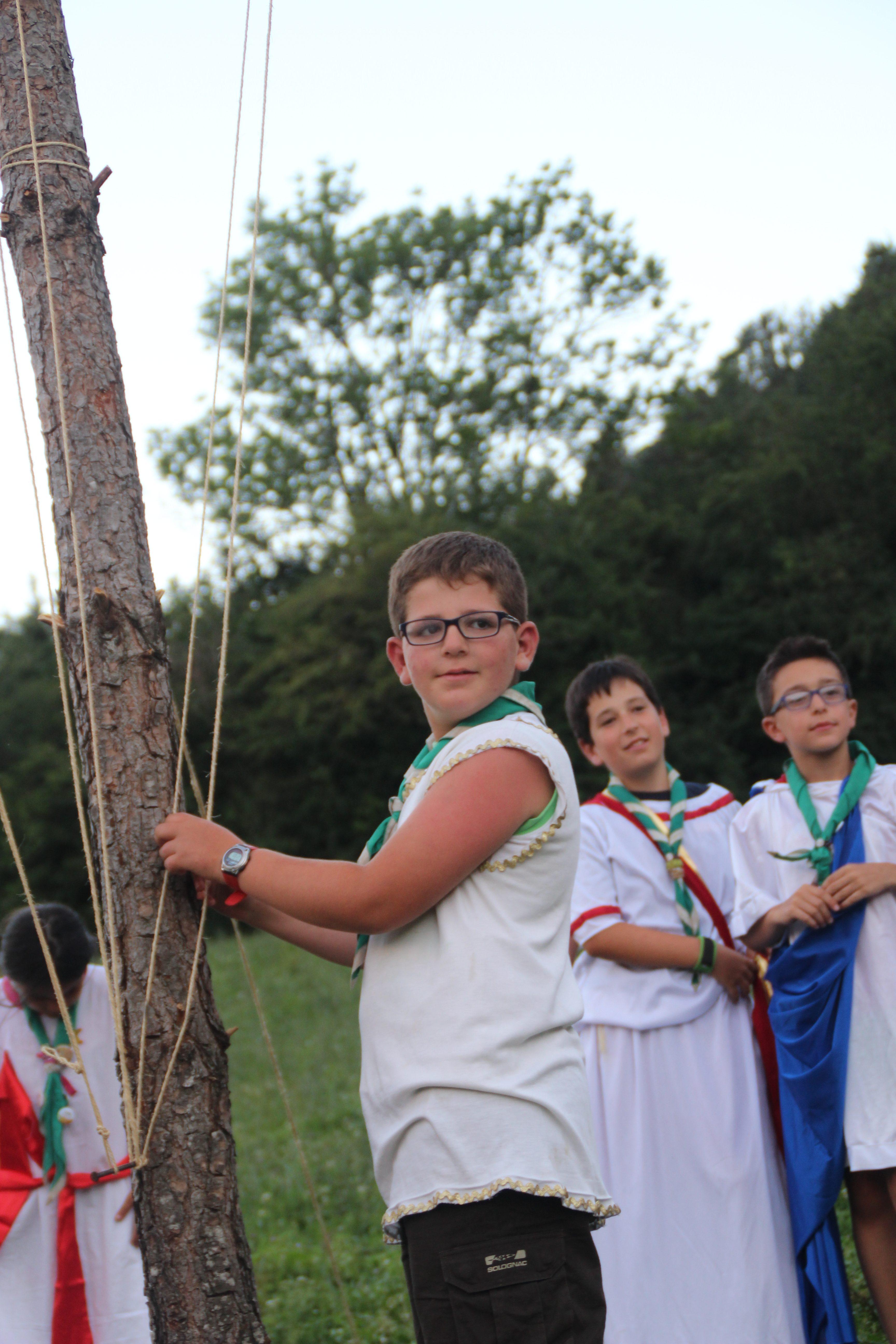 15-16 - Grupo - Campamento de verano - P295