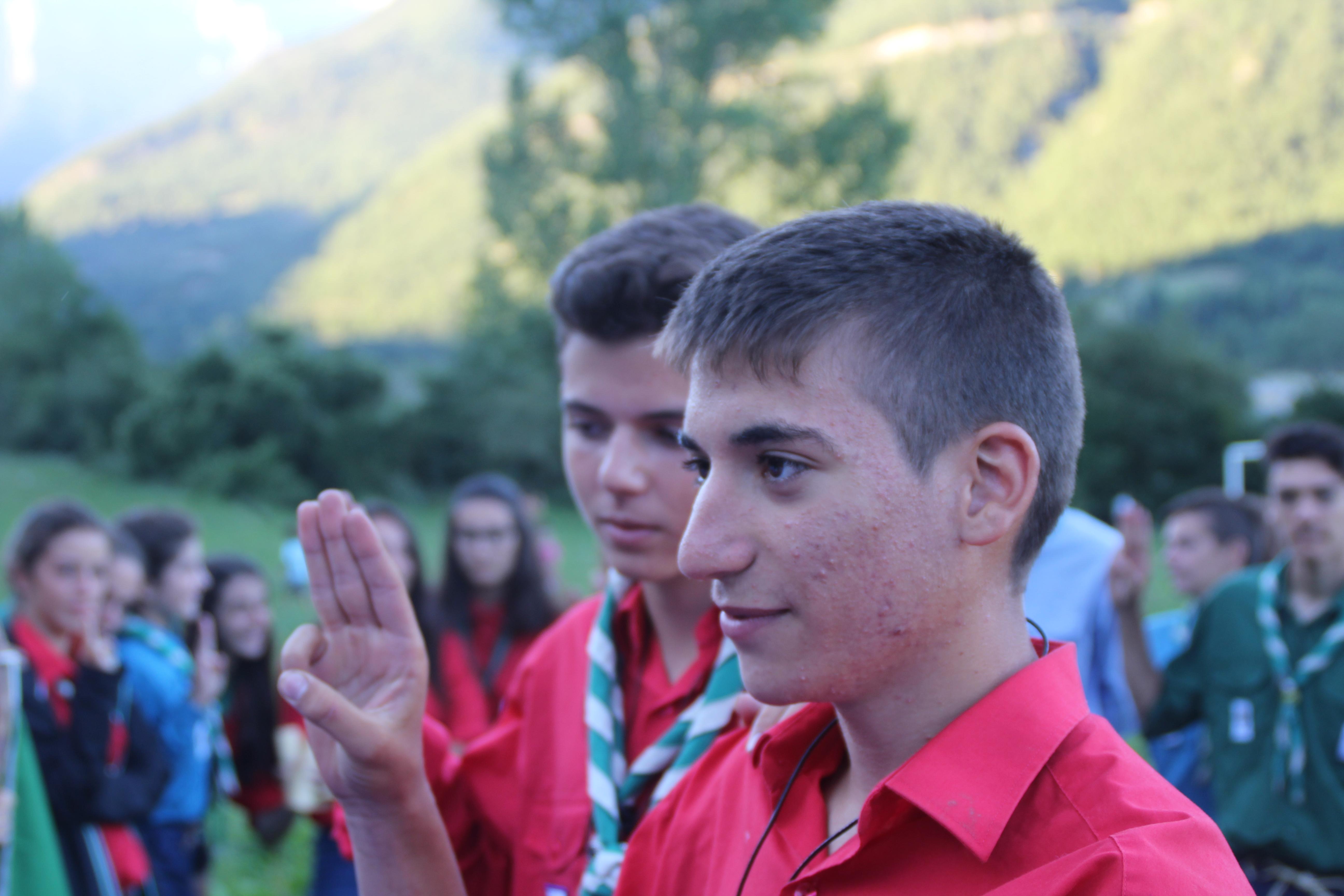 15-16 - Grupo - Campamento de verano - P365