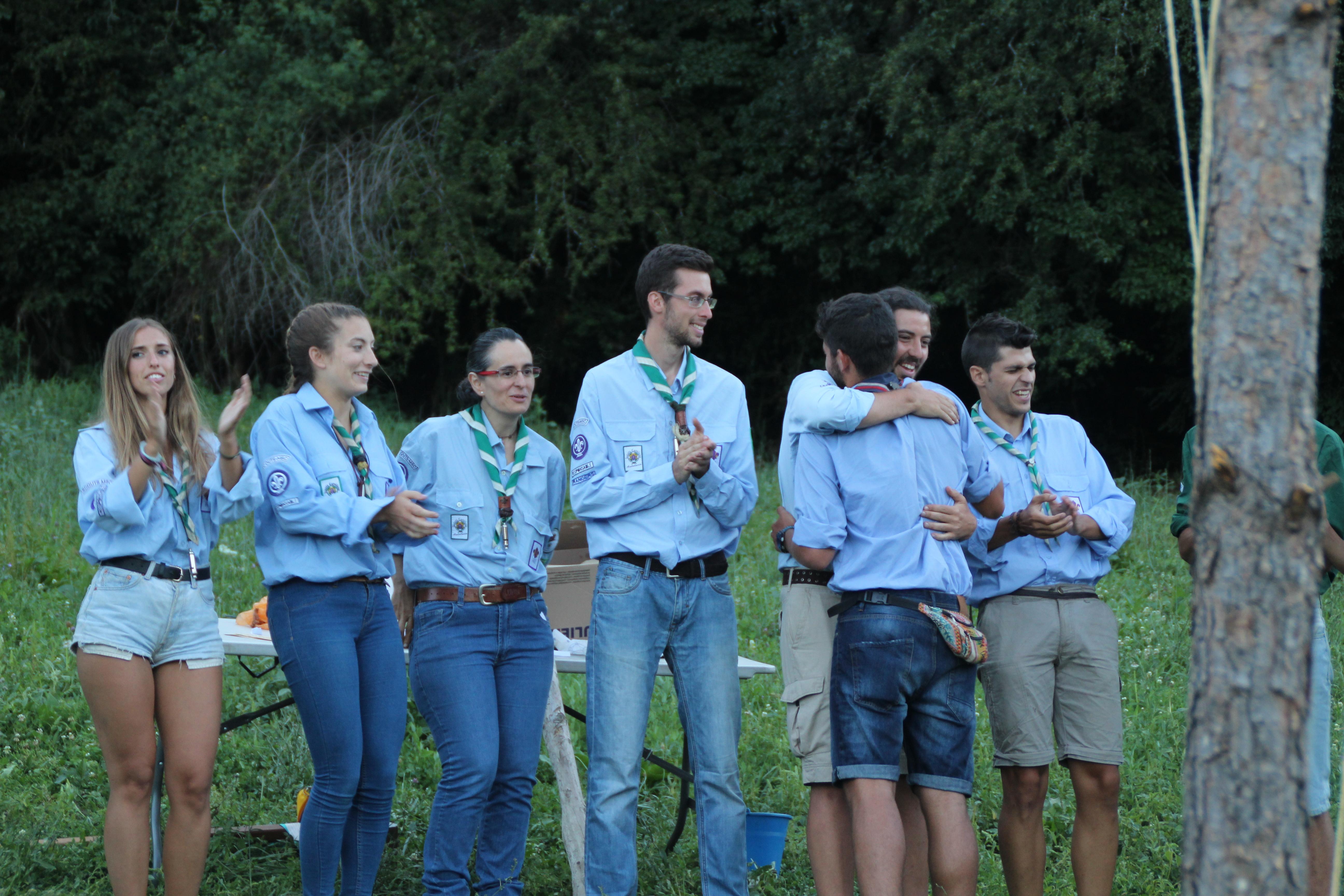15-16 - Grupo - Campamento de verano - P398