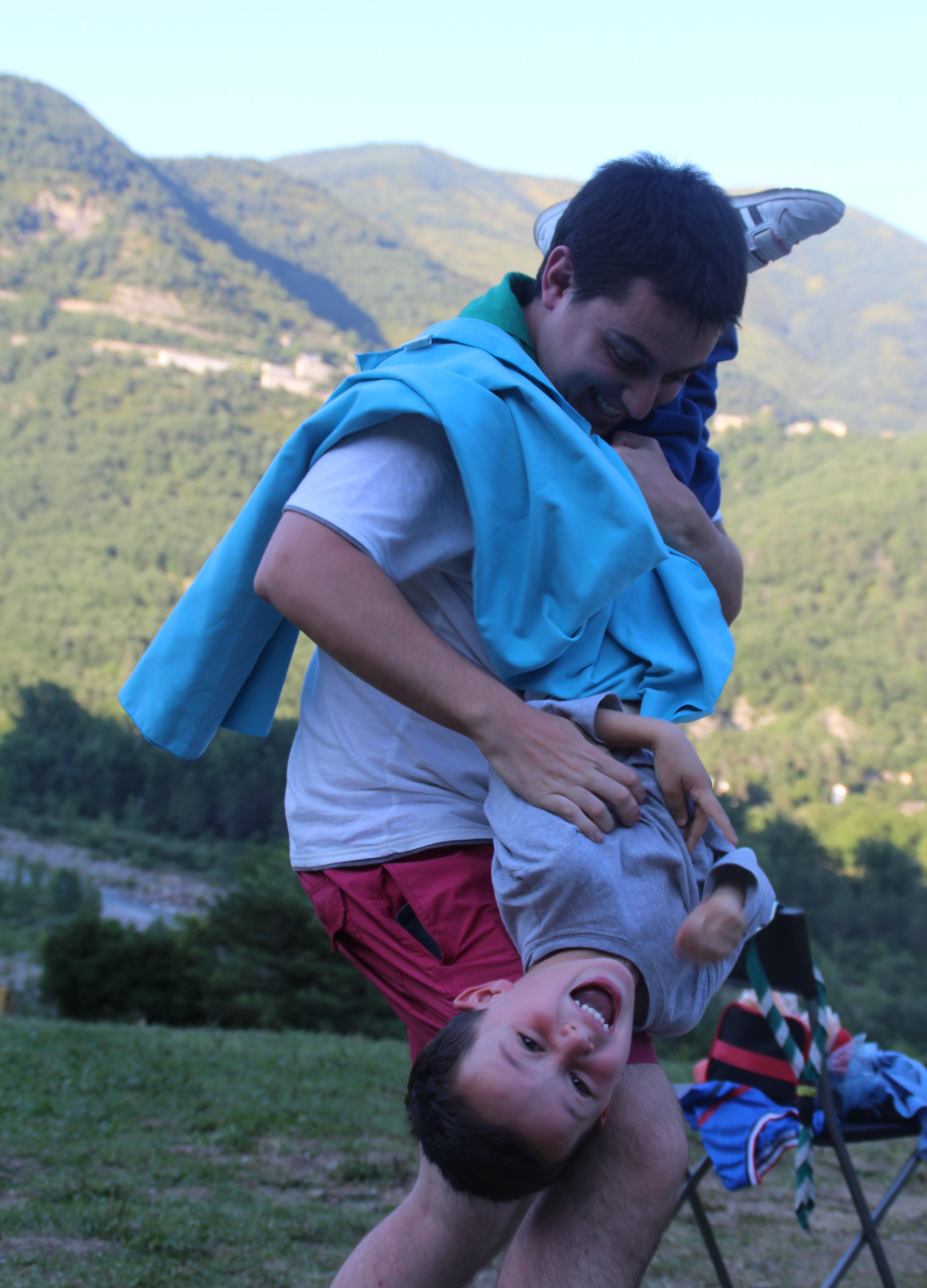15-16 - Grupo - Campamento de verano - P83