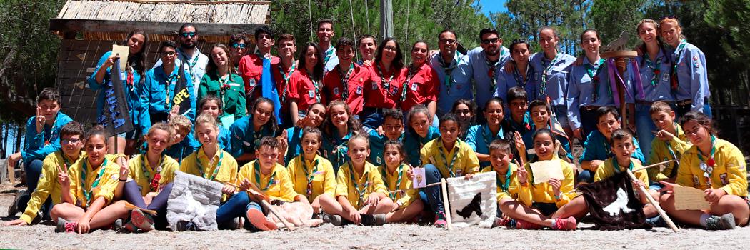 Monte do Paio - Campamento verano 17-18